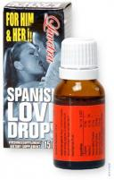 Spanish LOVE DROPS krople